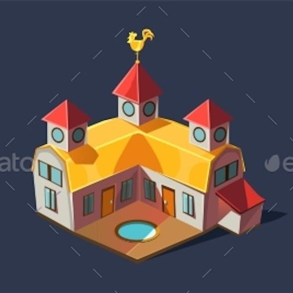 Village Farm House