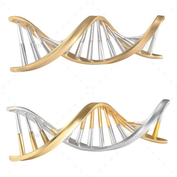 DNA - Health/Medicine Conceptual