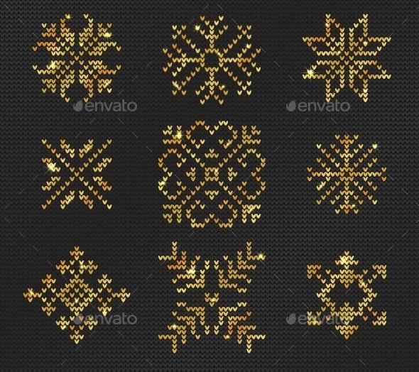 Ugly Sweater Pattern - Christmas Seasons/Holidays
