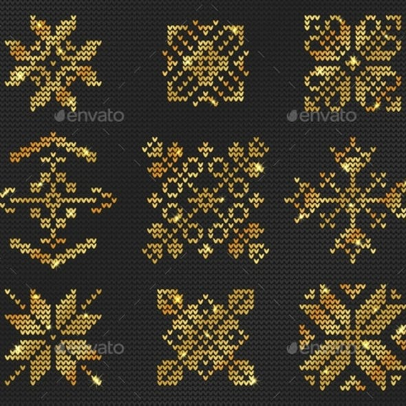Ugly Sweater Pattern