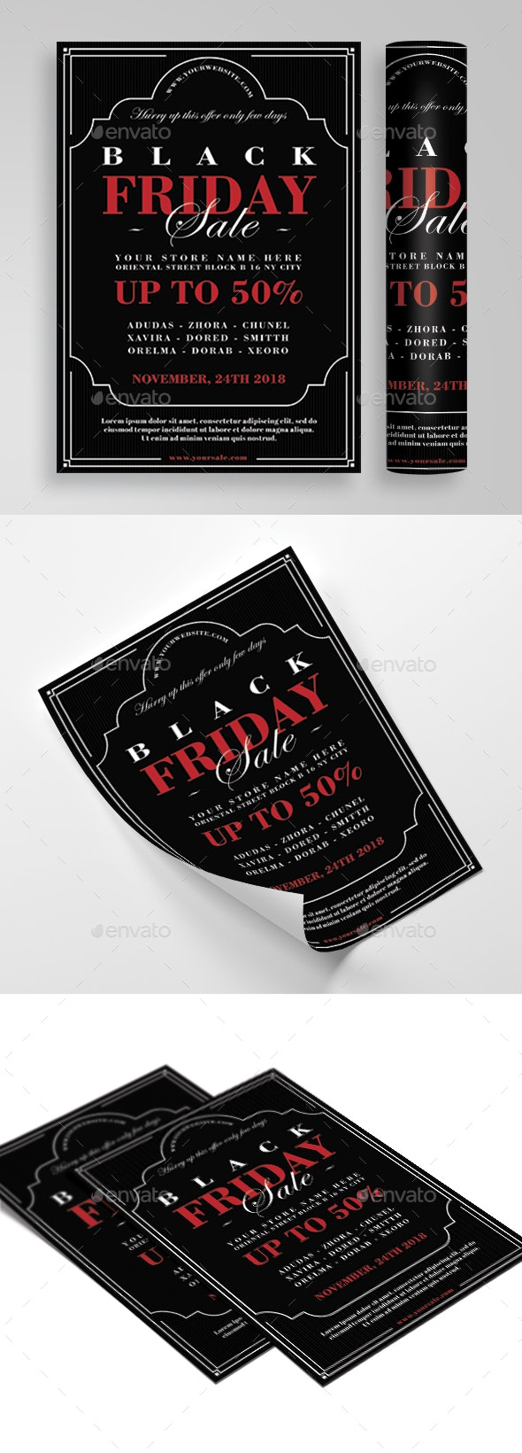 Black Friday - Commerce Flyers
