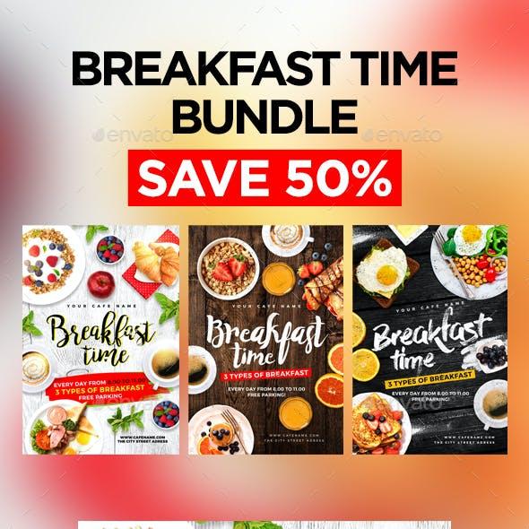 Breakfast Time Bundle