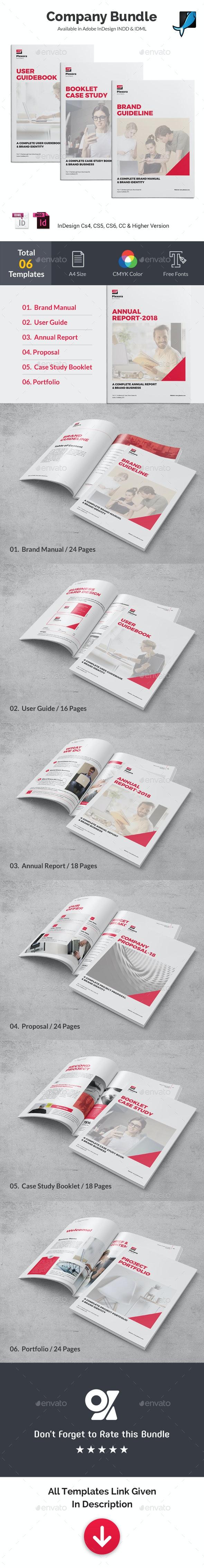 Company Bundle - Corporate Brochures
