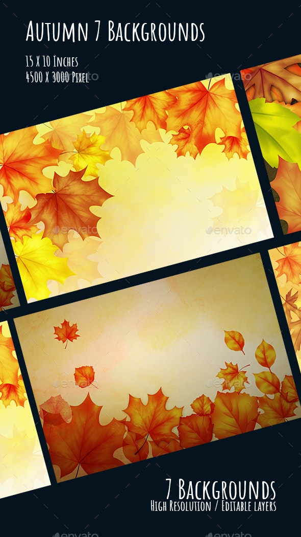 Autumn 7 Backgrounds - Miscellaneous Backgrounds