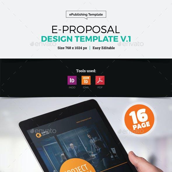 E-Proposal Design