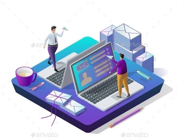 Sending Messages - Communications Technology