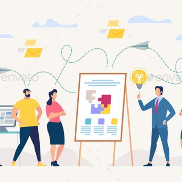 Network and Teamwork