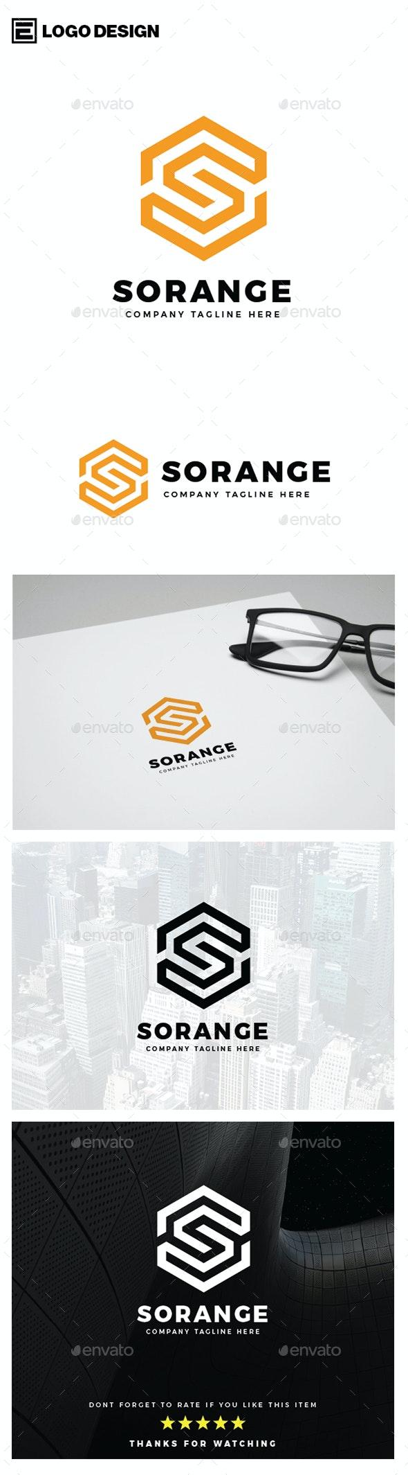 Sorange Letter S Logo