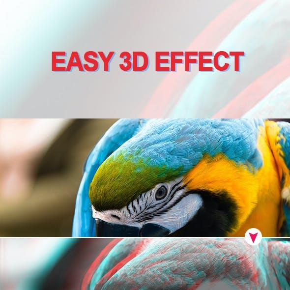 Easy 3D Effect
