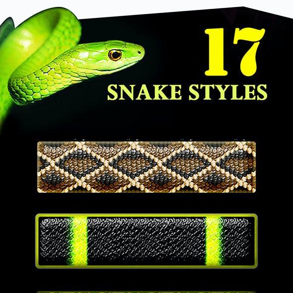 17 Snake Skin Styles