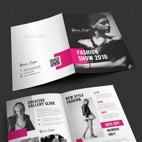 Fashion Bifold Brochure