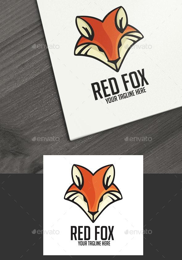 Red Fox - Logo Templates