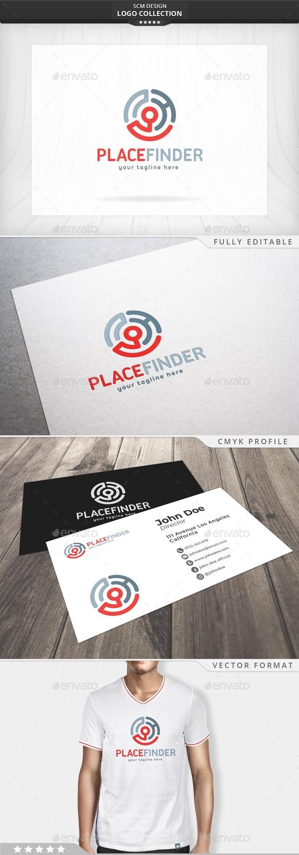 Place Finder Logo