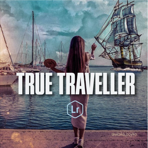 25 Insta Traveller Lightroom Presets