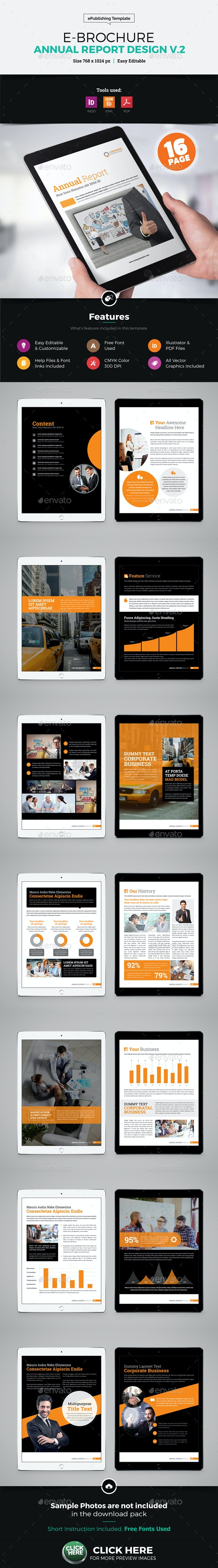 E-Brochure Annual Report Design v2