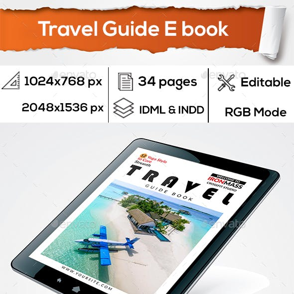 Travel Guide e book