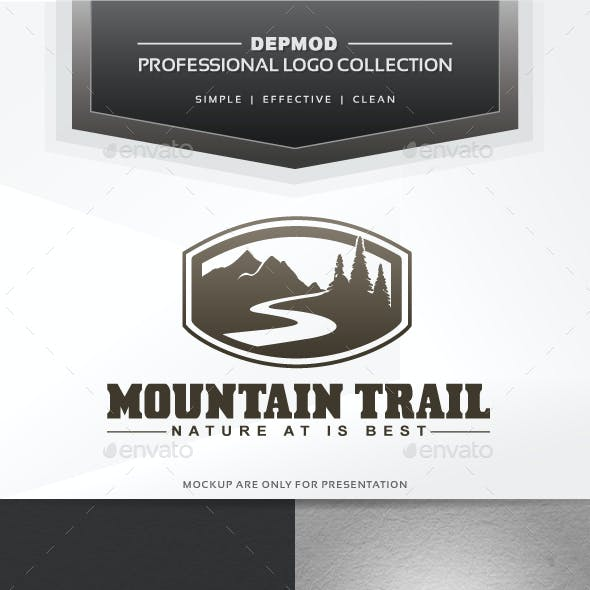 Mountain Trail Logo