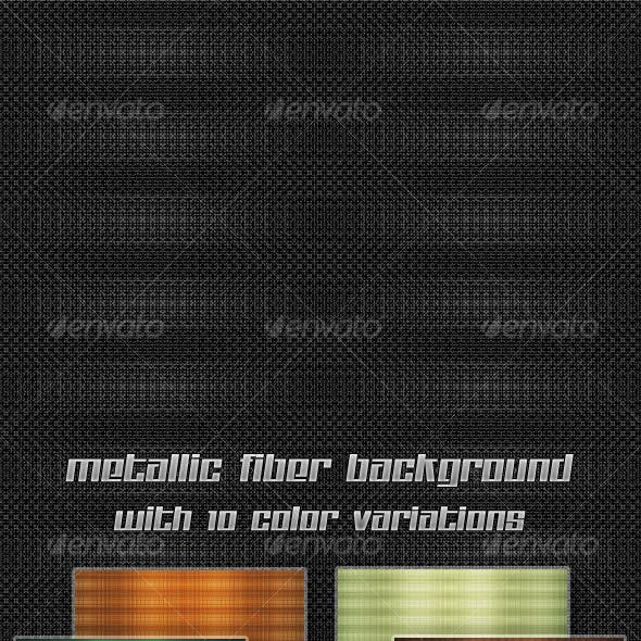 MetalliC Fiber Background (10 colors)