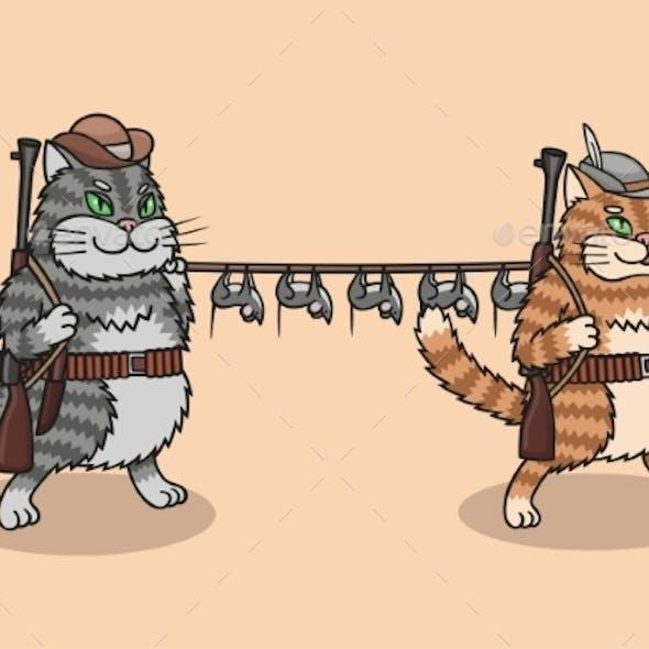 Cats Hunters