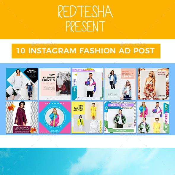 Instagram Fashion Banner #14