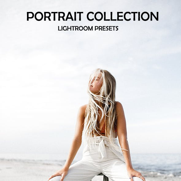 Pro Portrait Lightroom Presets