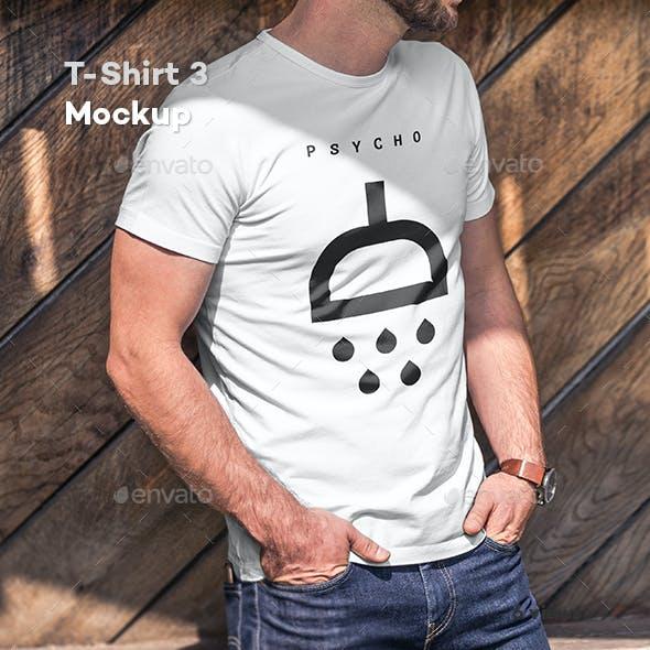 T-Shirt Mock-up 3