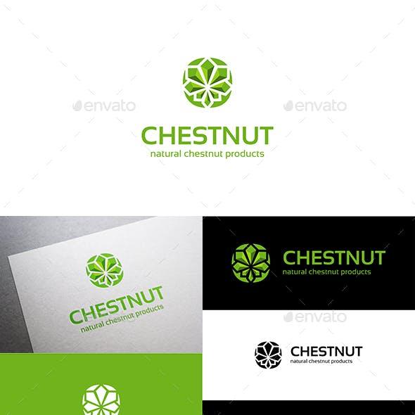 Chestnut Leaf Logo
