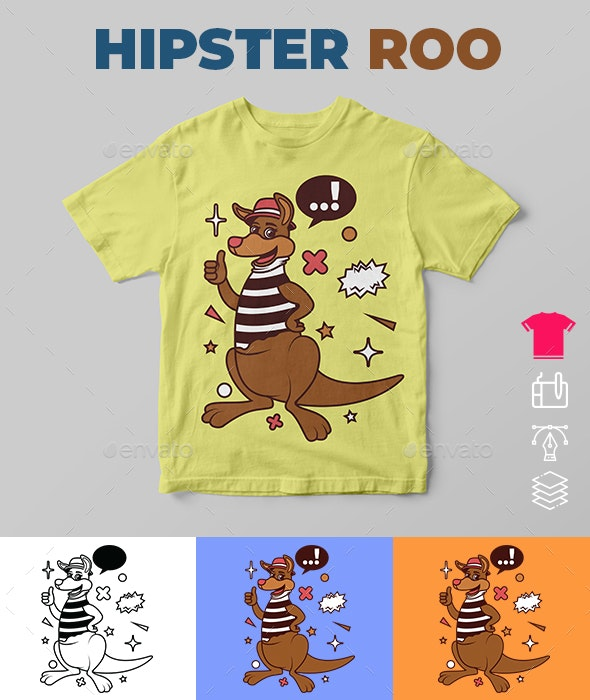 Hipster Roo