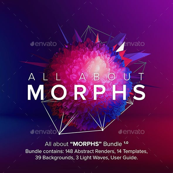 """All about """"MORPHS"""" Bundle"""