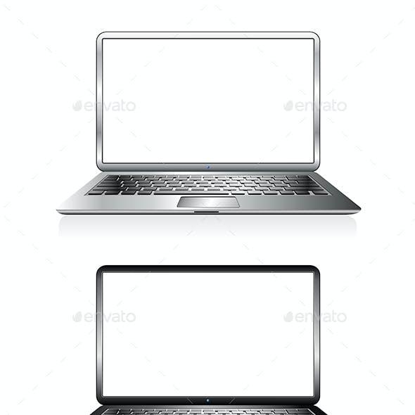 Laptop Computer, PC, Six Versions