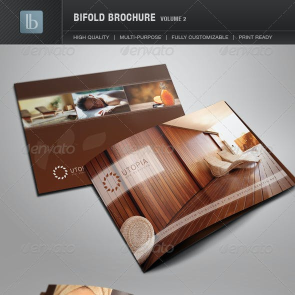 Bifold Brochure | Volume 2