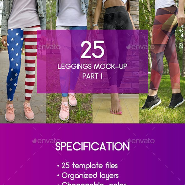 25 Leggings Mock-Up 2018 Part 1