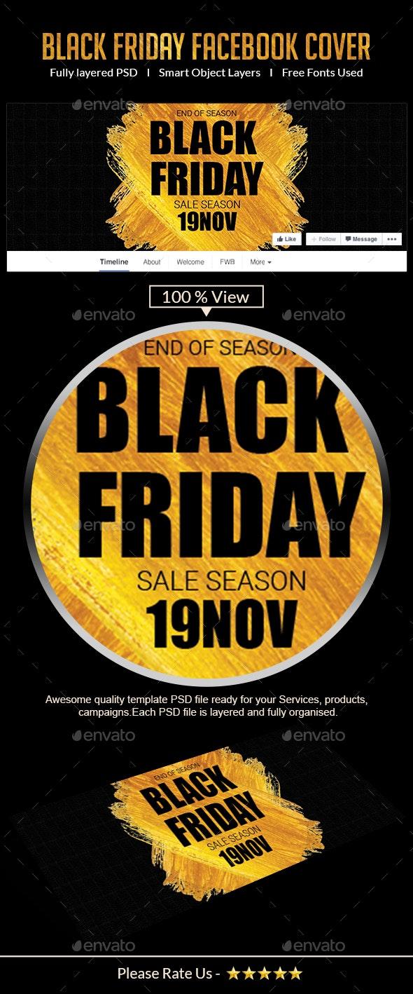 Black Friday Sale Facebook Covers - Facebook Timeline Covers Social Media