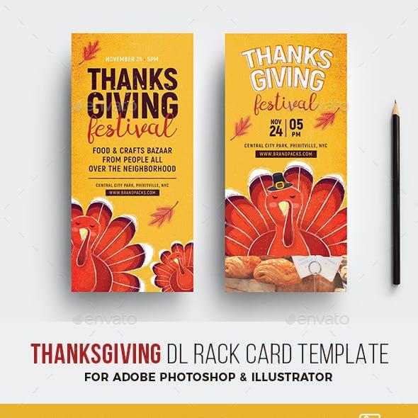 Thanksgiving DL Flyer