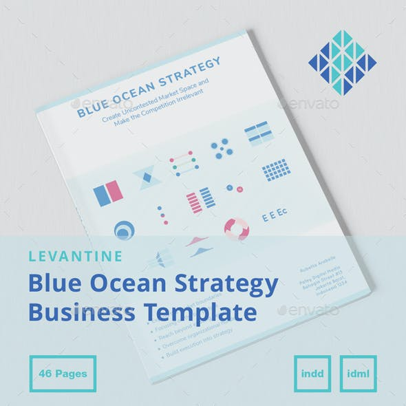 Levantine - Blue Ocean Strategy