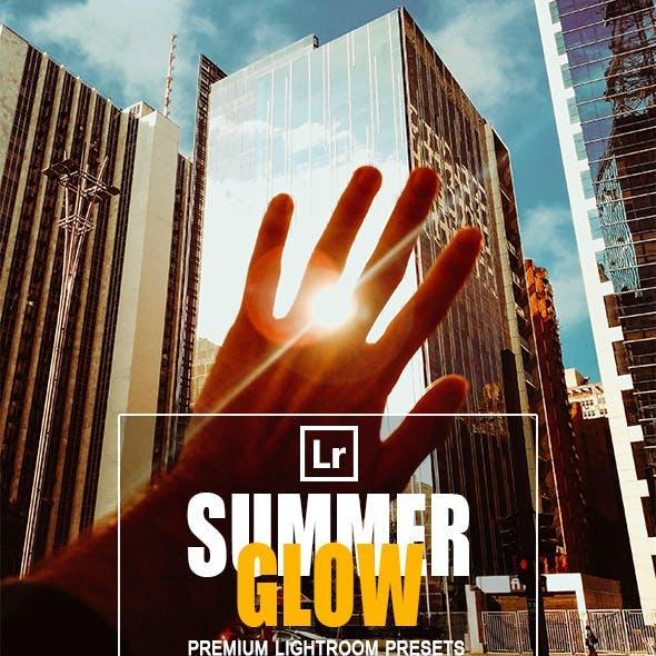 Summer Glow Lightroom Presets