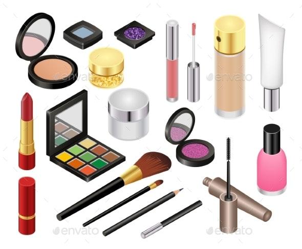 Cosmetic Vectors - Miscellaneous Vectors