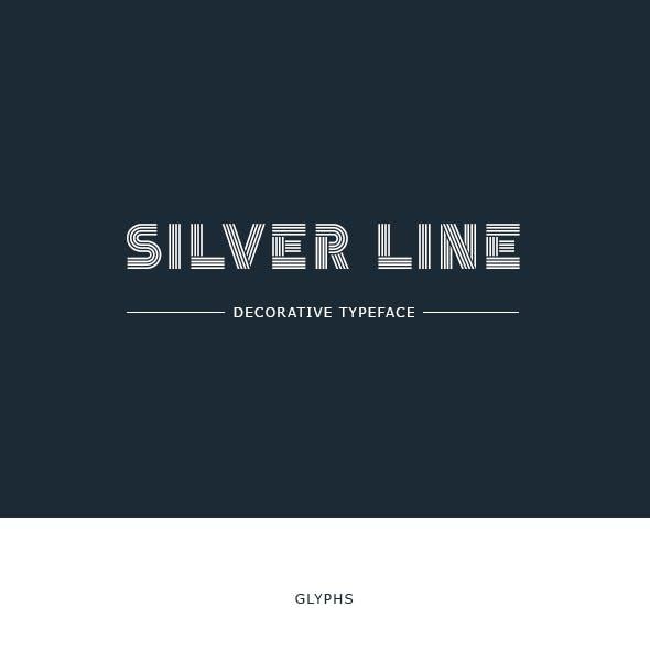 Silver Line Font