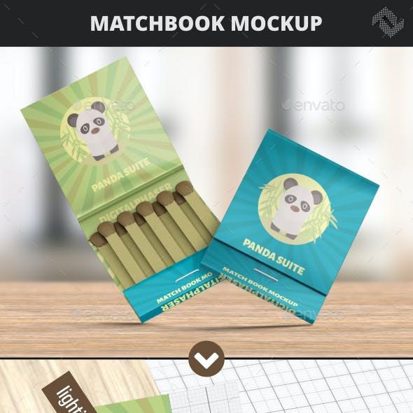Matchbook Mockup