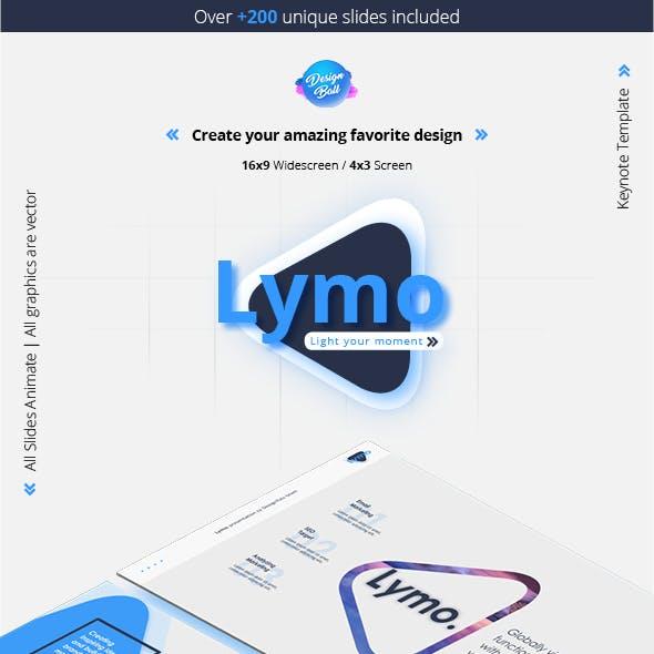 Lymo Keynote Presentation Template