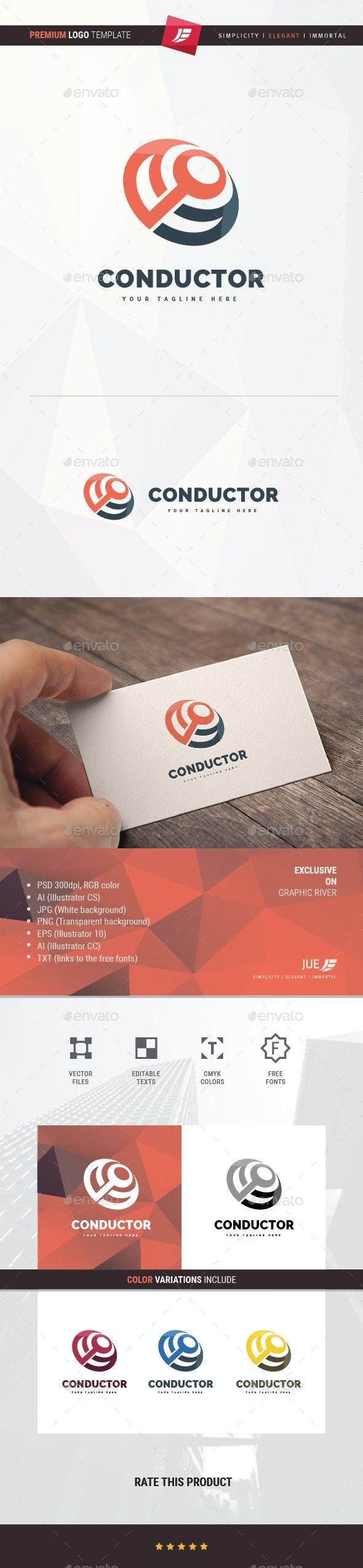 Conductor Logo - Symbols Logo Templates