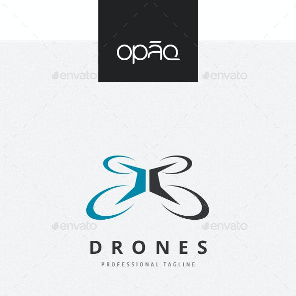 Drone Expert Logo