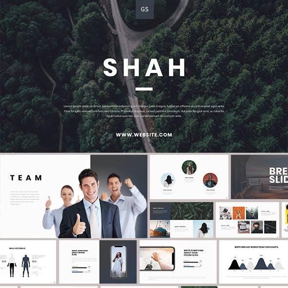 Shah Google Slides