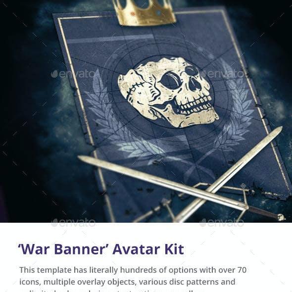 'War Banner' Avatar Kit