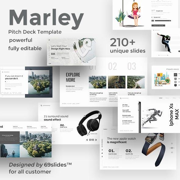 Marley Premium Keynote Template