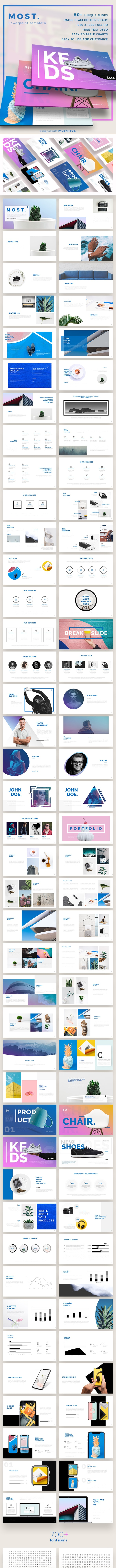 Most Powerpoint Template - PowerPoint Templates Presentation Templates