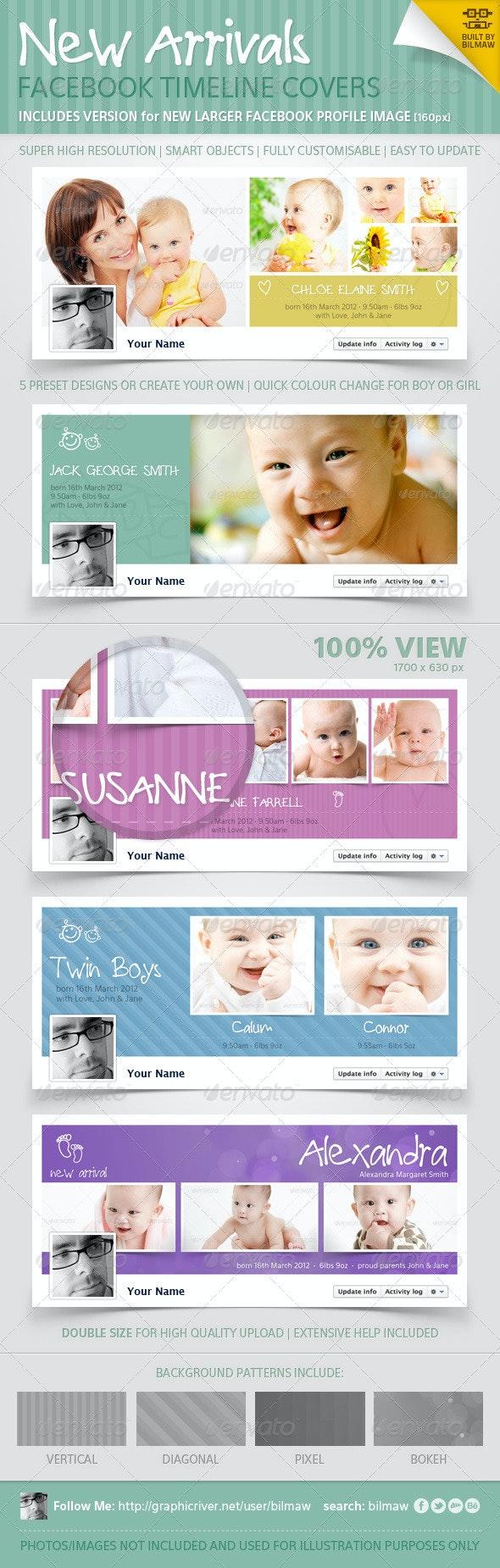New Arrivals Facebook Timeline Covers - Facebook Timeline Covers Social Media