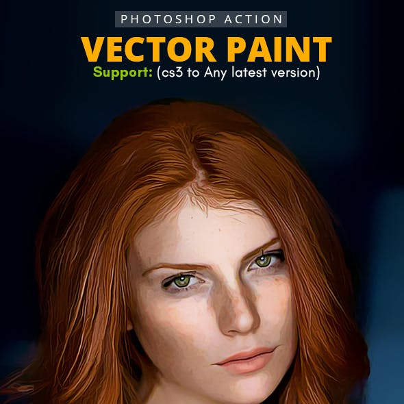 Vector Painting Actions