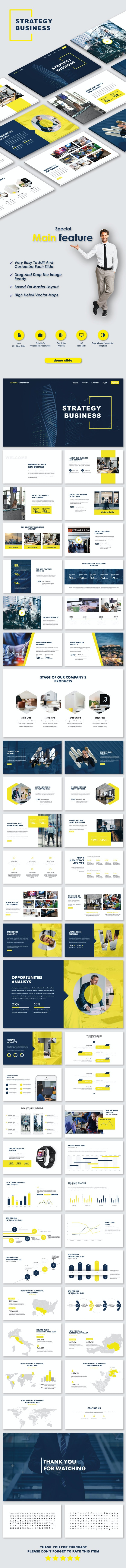 Strategy Business PowerPoint Templates - Business PowerPoint Templates