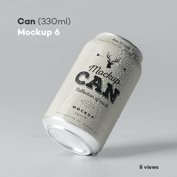 Can Mock-up 6